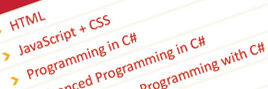 specialized courses in programming